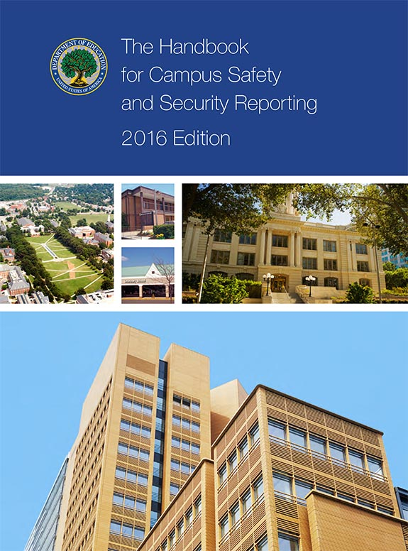 Handbook for Campus Safety & Security