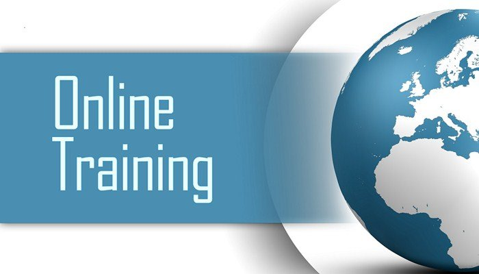 Online Training Graphic